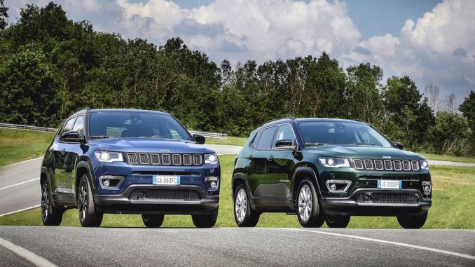 Renewed Jeep Compass sa Turkey