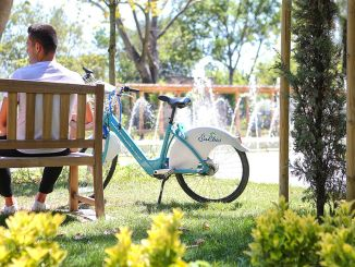 Smart Bicycle System SAKBİS Exceeds 100 Thousand Rentals