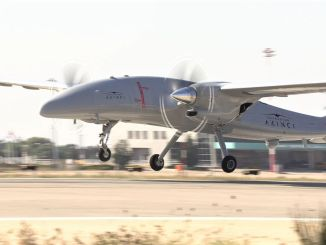 AKINCI Assault Unmanned Aerial Vehicle Third Prototype Counts Days for First Flight