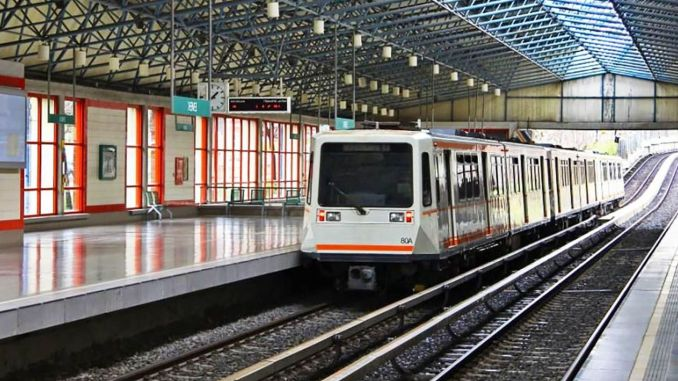 how many years ankaray was put into service how many stations are there lines under construction