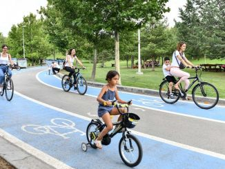 the new venue for cycling fans in the capital august victory park
