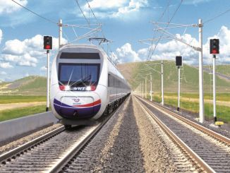 Ang Bursa High Speed ​​Train Tender naa sa agenda sa Turkish Grand National Assembly