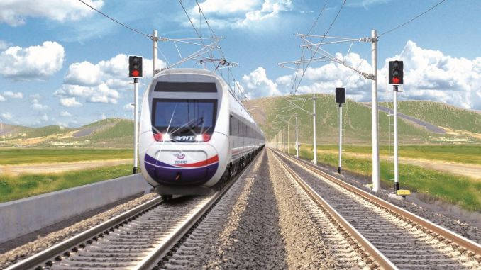 Bursa High Speed Train Tender is on the agenda of the Turkish Grand National Assembly
