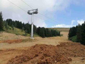 Las instalaciones de Cambasi se preparan para la temporada de esquí