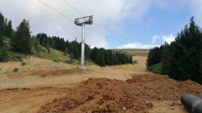Цамбаси објекти се припремају за скијашку сезону