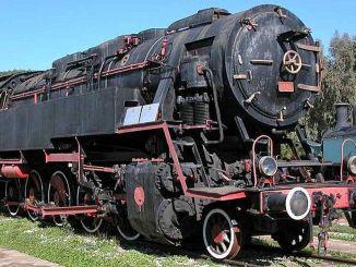 lokomotif stim