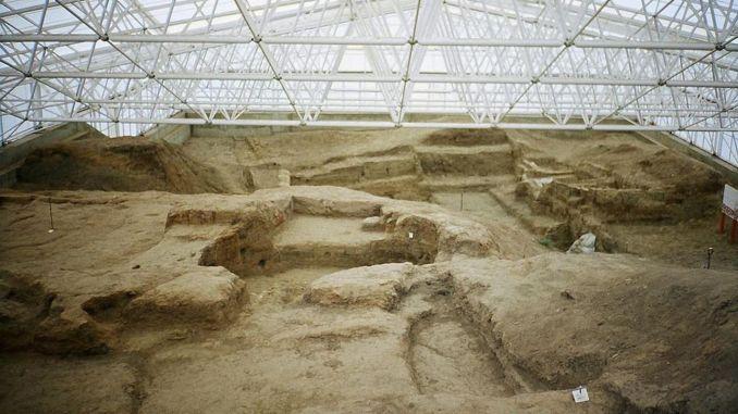 catalhoyuk neolithic ancient city where catalhoyuk ancient city history and story