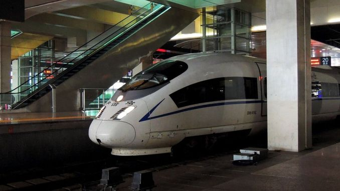 to build a thousand high-speed rail