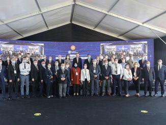 tubitak Kovid president Erdogan met with members platform turkey
