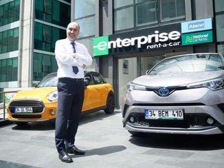 Enterprise Membuka Kantor Baru di Stasiun YHT Ankara