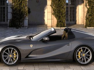 Ferrari 812 GTS coming to Turkey