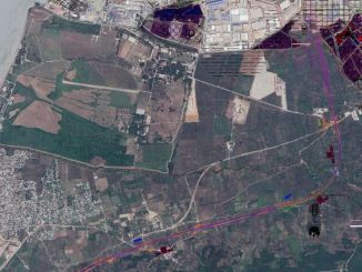Gemlik Railway Line was processed into the Development Plan