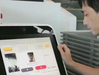 Všetky operácie na letisku v Guangzhou sa vykonávajú pomocou systému rozpoznávania tváre.