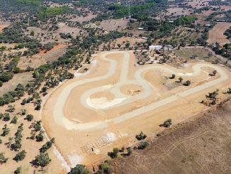 Ny sag forberedelse til guzelbahce go kart track
