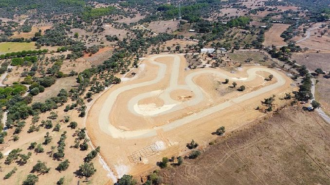 New case preparation for guzelbahce go kart track
