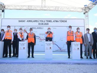 karaismailoglu palace slutter sig til Kirklareli-vejens grundlag