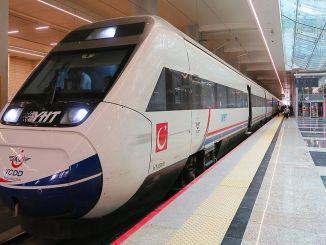 Tijdens de Eid al-Adha werden duizenden passagiers vervoerd in Yht