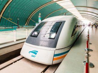 Manyetik Raylı Tren Nedir? Maglev Treni Kim İcat Etti? Maglev Treni Ne Kadar Hızlı Gider?