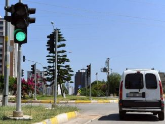 Traffic is regular in Mersin and the risk of accident is minimized