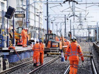 เครือข่ายรถไฟ