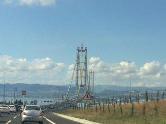 奧斯曼加濟橋什麼時候啟用? 建設中的經驗