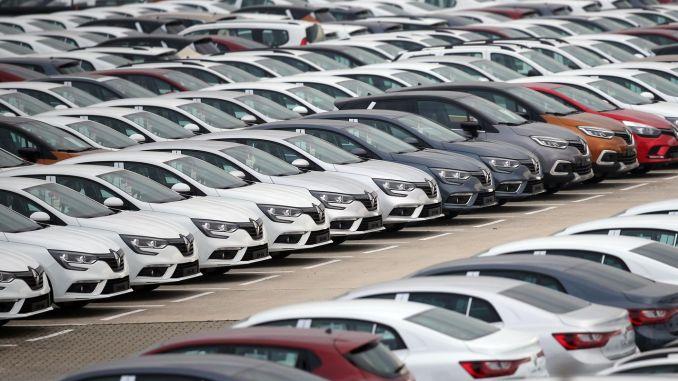 autoeksport sai juulis miljard dollarit