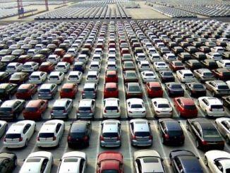 pasar otomotif tumbuh dengan persentase di bulan Juli
