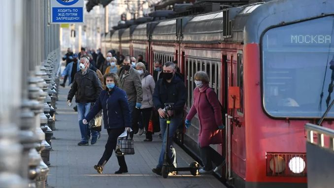 Sofia akan menjadi mekanik lokomotif wanita pertama di Rusia ke dorofeyeva