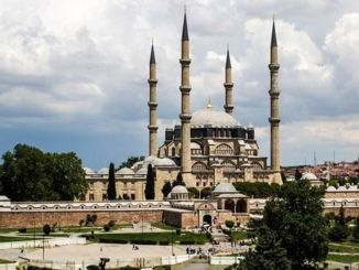 selimiye mosque and its complex where its historical and architectural features