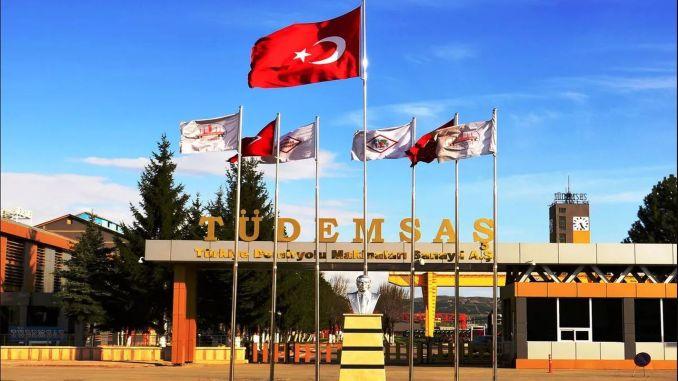 Türasaş Официално започна да се свива в Sivas!