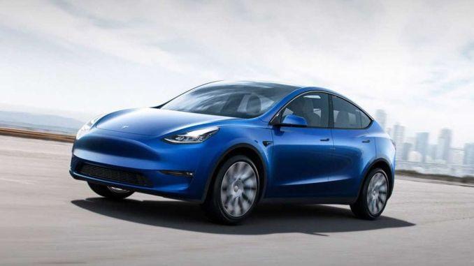 Tesla Çində istehsal edəcəyi Model Ys üçün rezervasiyalar almağa başlayır