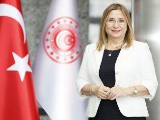 Ministr obchodu Ruhsar Pekcan oznámil údaje o vývozu v červenci