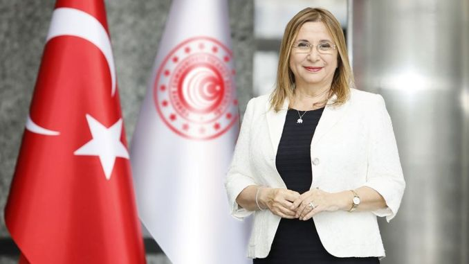 Minister of Trade, Ruhsar Pekcan announced the export figures in July