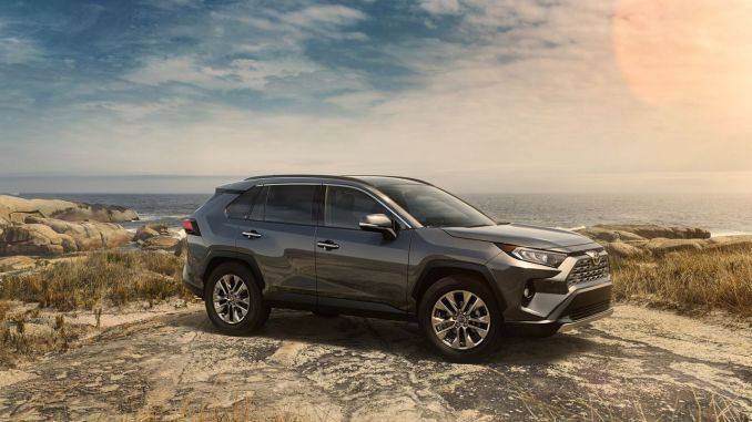 Toyota RAV4 and Corolla at the top in the first 6 months of the year