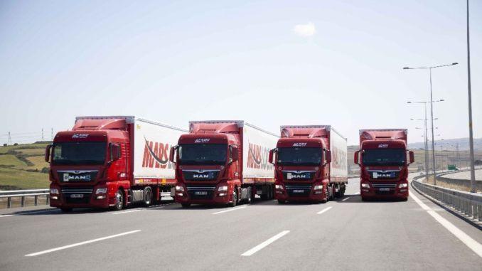 A logisztika hatalma ellenére a turkiyenin járvány új beruházásokkal növekszik