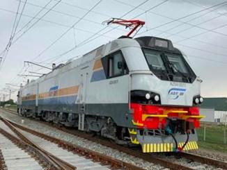 Alstom Memulai Tes Lokomotif Kargo Azerbaijan
