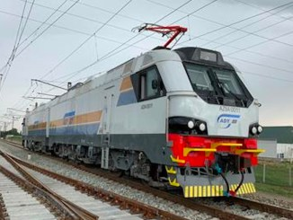 Alstom Starts Tests of Azerbaijan Freight Locomotives