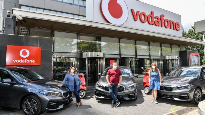 Million people joined the vodafone gift card