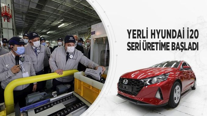 Hyundai Begins Production of New i20'n in Turkey