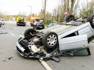 حدث 2020 ألفاً و 8 حادثاً مرورياً في الأشهر الثمانية الأولى من عام 235