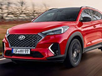 2020 Hyundai Tucson Prices