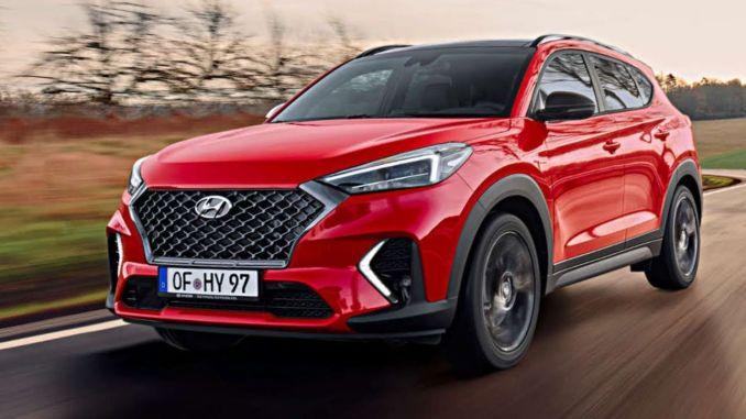 Τιμές Hyundai Tucson 2020