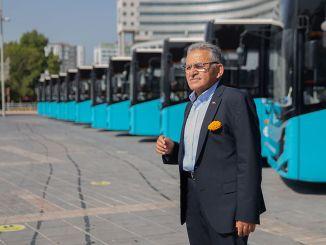 Mayor Büyükkılıç's Determination in Transportation Reflected in the Numbers