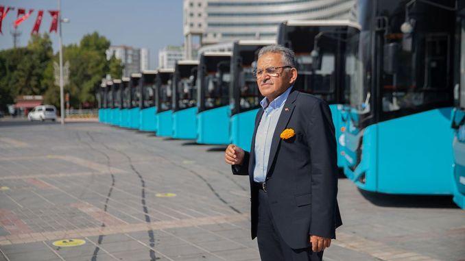 Mayor Büyükkılıç's Stability in Transportation Reflected in the Numbers
