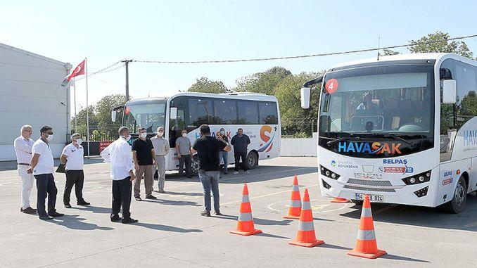 Safe Driving Training for HAVASAK Drivers