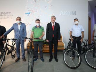 Sakarya เข้าร่วมงานโดย Bicycle Awards ถึงเจ้าของของพวกเขา