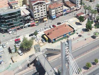 Adnan Menderes Overpass Escalator 10 Days Closed