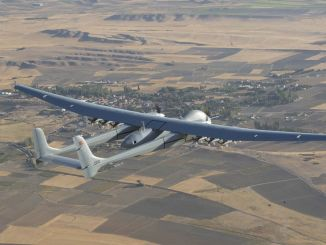 Aksungur UAV voló durante 12 horas con 28 misiles