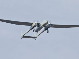 AKSUNGUR UAV breaks a record by staying in the air for 49 hours