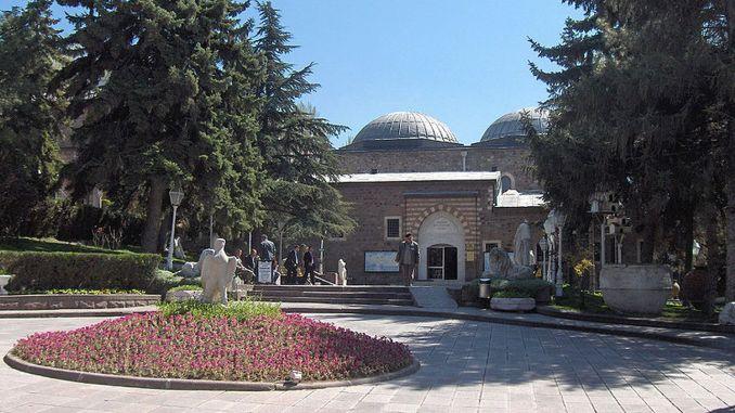 Museo de civilizaciones de Anatolia